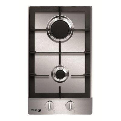 "Metro Suite 11.81"" Gas Cooktop with 2 Burners Product Photo"