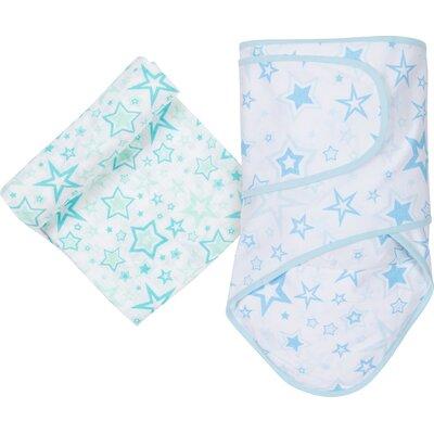 Stars 2 Piece Blanket Set by Miracle Blanket