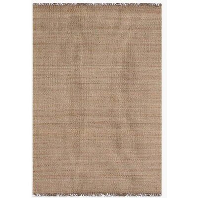 Jute Natural Area Rug by Acura Rugs