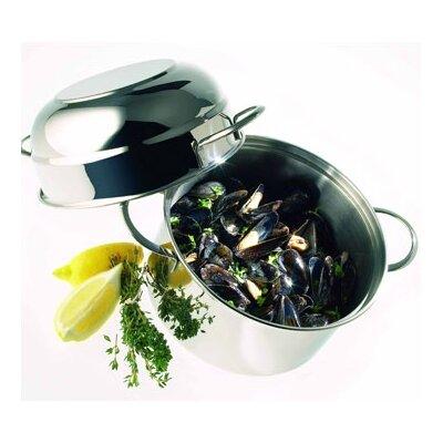 Demeyere Resto 3.2-qt. Stock Pot with Lid