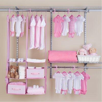 Deep Nursery Closet Organizer 24 Piece Set Product Photo