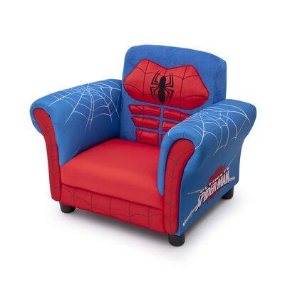 Spider-Man Kids Club Chair by Delta Children
