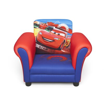 delta children disney pixar 39 s cars 2 kids club chair reviews