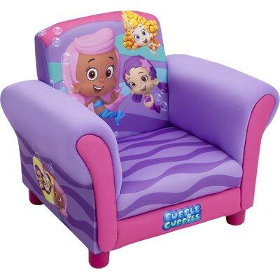 Bubble Guppies Kids Club Chair by Delta Children