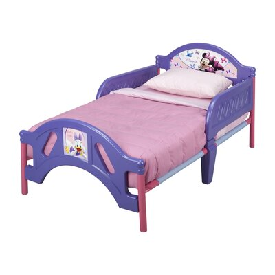 Minnie Toddler Bed by Delta Children