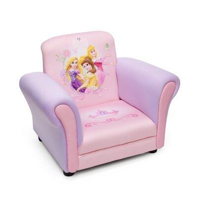Delta Children Disney Princess Kids' Club Chair