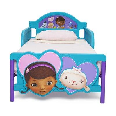 Disney Doc McStuffins Toddler Bed by Delta Children