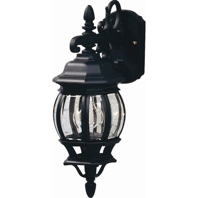 Artcraft Lighting Classico 1 Light Wall Lantern