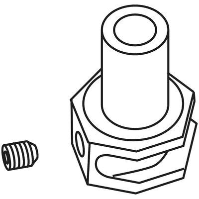 Delta Adapter and Screw Bathroom Faucet