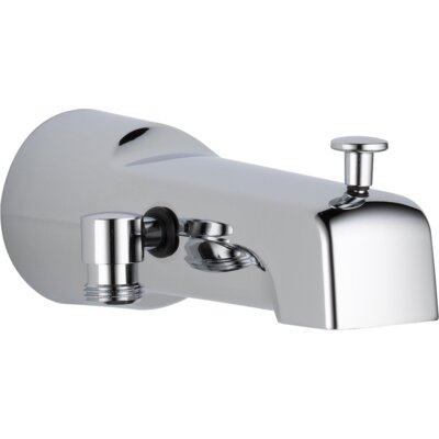 Universal Showering Components Wall Mount Tub Spout Trim Product Photo