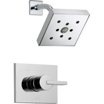 Vero Diverter Shower Faucet Trim with Lever Handle Product Photo