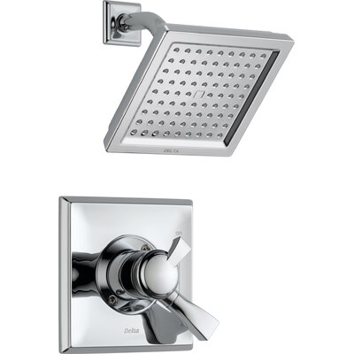 Dryden Pressure Balance Diverter Shower Faucet with Lever Handles Product Photo