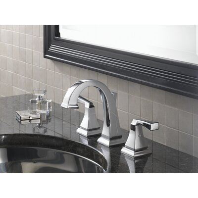 Dryden Double Handle Widespread Lavatory Faucet Product Photo