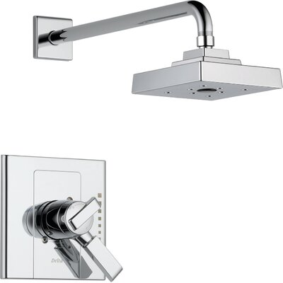 Arzo Shower Faucet Trim with Lever Handles Product Photo
