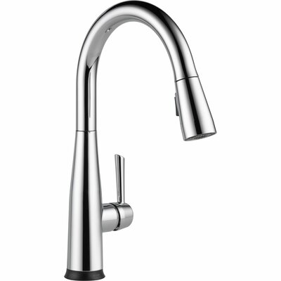 Essa Single Handle Pull Down Kitchen Faucet with Touch2O Product Photo