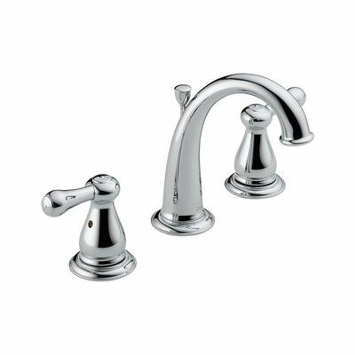Delta Leland Double Handle Widespread Bathroom Faucet