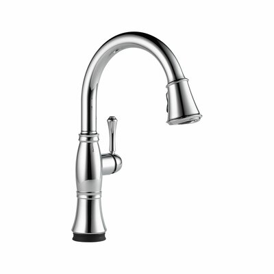 Cassidy Single Handle Deck Mounted Kitchen Faucet Product Photo