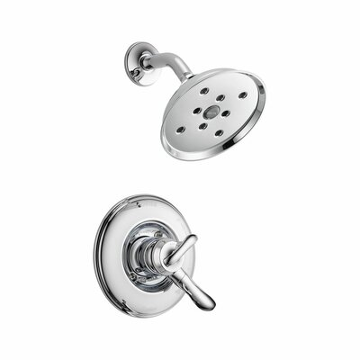 Linden Shower Faucet Trim with Lever Handles Product Photo