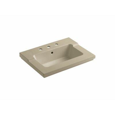Kohler Tresham Vanity Top Bathroom Sink With Widespread