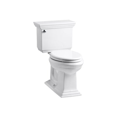 Memoirs Stately Comfort Height Two-Piece Elongated 1.6 GPF Toilet with Aquapiston Flush Technology and Left-Hand Trip... Product Photo