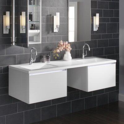 Kohler Ladena 20 7 8 X 14 3 8 X 8 1 8 Undermount Bathroom Sink Reviews Wayfair