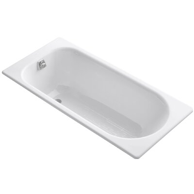 "Soissons 59"" x 27.5"" Drop-in Bathtub Product Photo"