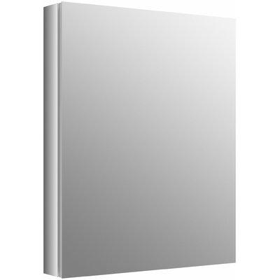 "Verdera 24"" W x 30"" H Aluminum Medicine Cabinet Product Photo"