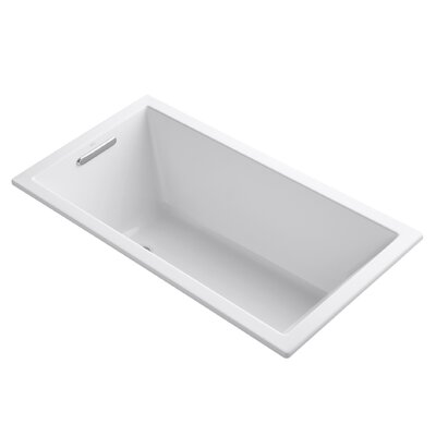 "Underscore 60"" x 32"" Soaking Bathtub Product Photo"