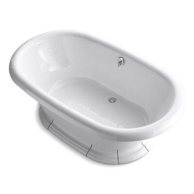 """Kohler Vintage 72"""" x 42"""" Soaking Bathtub"""