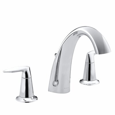 Alteo Bath Faucet Trim with Diverter, Valve Not Included Product Photo