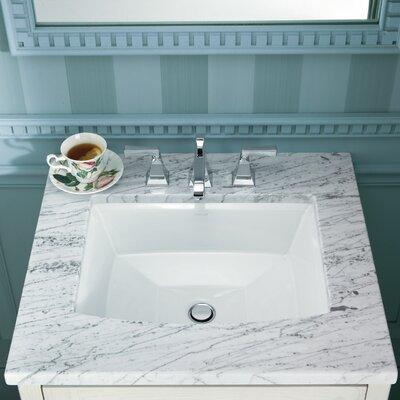 Kohler Archer Sink Undermount : ... Improvement Bathroom Fixtures ... Kohler Part #: K-2355 SKU: KOH12549