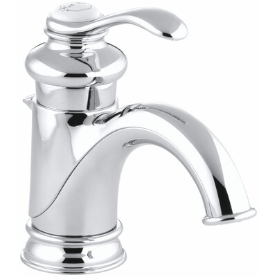 Fairfax Single Hole Bathroom Sink Faucet with Single Lever Handle by Kohler