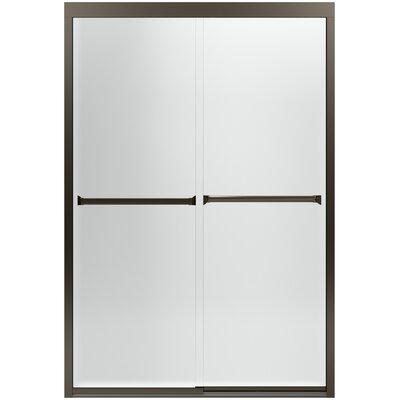 "Meritor 69.69"" x 75.38"" Sliding Shower Door Product Photo"