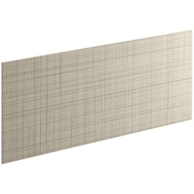 "Choreograph 60"" x 28"" Accent Panel, Linen Texture Product Photo"