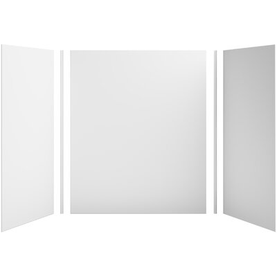 "Choreograph 60"" x 36"" x 72"" Shower Wall Kit Product Photo"