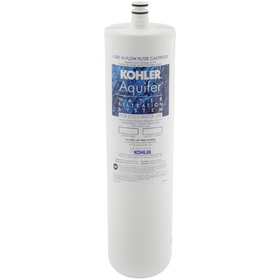 Aquifer High-Flow Refill Filter Cartridge Product Photo
