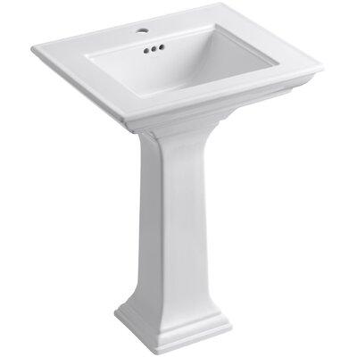 Kohler Memoirs Stately 24 Quot Pedestal Bathroom Sink With