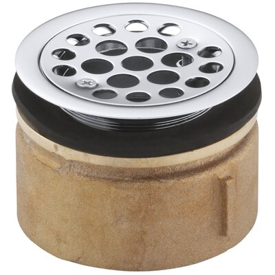 Service Sink Strainer Tapped for 3