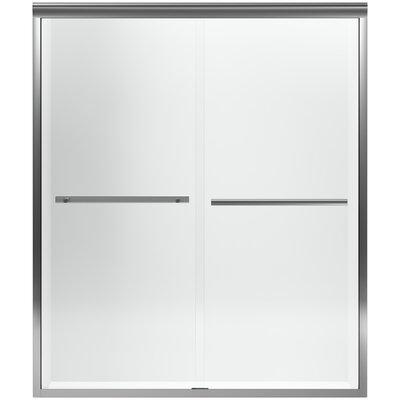 Gradient Sliding Shower Door Product Photo