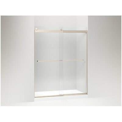 Levity Sliding Shower Door Product Photo