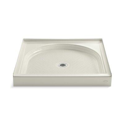 Captiva Rectangular Shower Base Product Photo