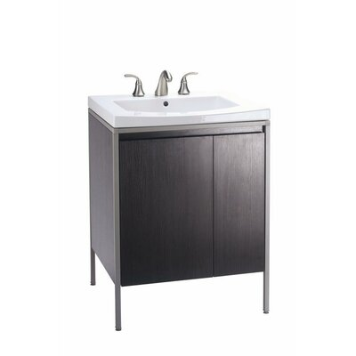 """Kohler Persuade Vanity / Persuade Vanity-Top Bathroom Sink with 8"""" Widespread Faucet Holes"""
