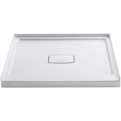 """Archer 42"""" x 42"""" Single Threshold Center Drain Shower Base with Removable Cover Product Photo"""