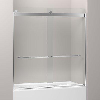 "Levity 62"" x 59.63"" Sliding Bath Door Product Photo"