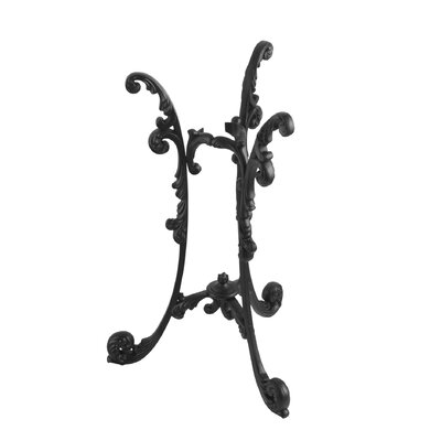 Kohler Iron Works Historic Cast Iron Console Table