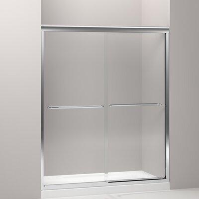 "Fluence 70.31"" x 59.63"" Sliding Shower Door Product Photo"