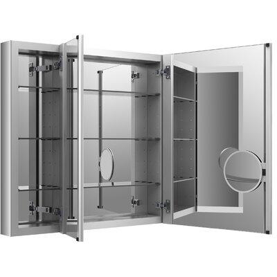 Kohler Verdera 40 Quot W X 30 Quot H Aluminum Medicine Cabinet