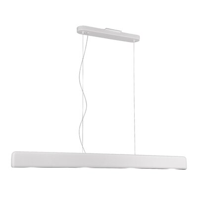 philips consumer luminaire dolinea 4 light kitchen island pendant reviews wayfair. Black Bedroom Furniture Sets. Home Design Ideas