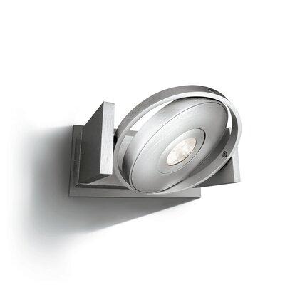 philips consumer luminaire orbit 1 light wall sconce reviews wayfair. Black Bedroom Furniture Sets. Home Design Ideas