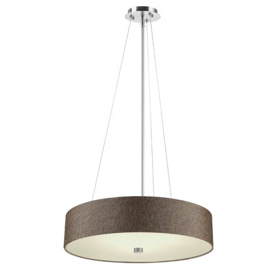 philips consumer luminaire chelsea drum pendant reviews wayfair. Black Bedroom Furniture Sets. Home Design Ideas
